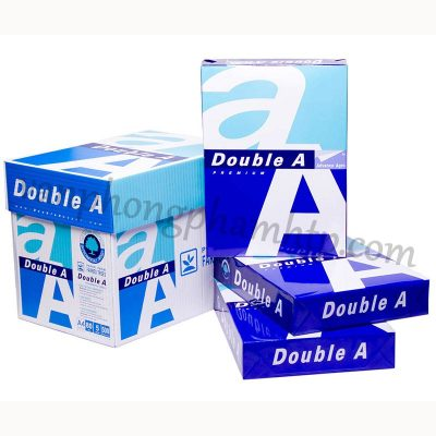 Giấy Double A4 80GSM