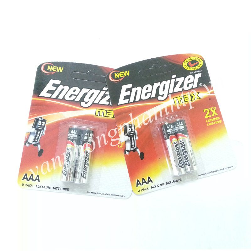 Pin Energier 3A
