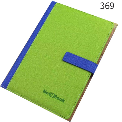 Sổ da Notebook B5 1868